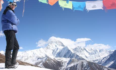 Robert Macfarlane, Himalays