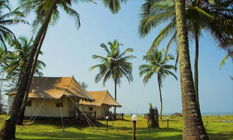 Best Beaches In Goa. Montego Bay each resort, Goa