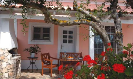 Self-catering holiday, Greece