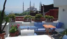 Nomade hotel, Istanbul