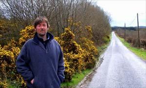 DBC Pierre in Leitrim Ireland