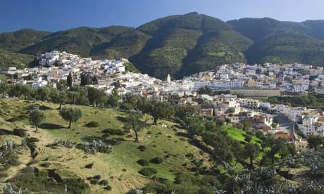 Moor authentic...the holy city of Moulay Idriss