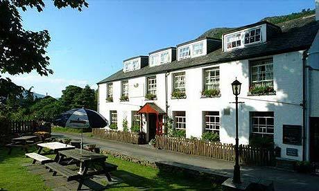 The Langstrath Country Inn, Stonethwaite, Cumbria