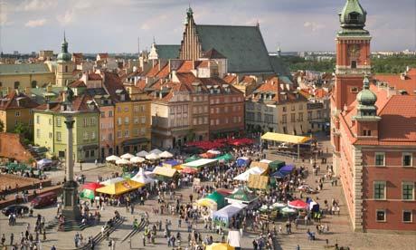 Warsaw sex scene - Slavic Companions.