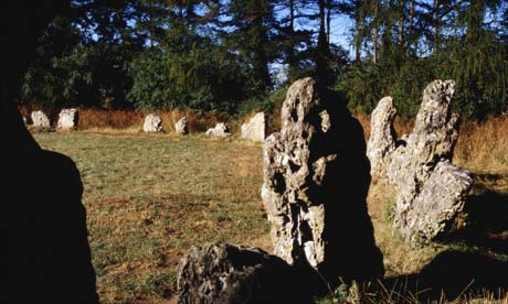 Rollright Stones, Oxfordshire