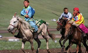 Mongolia's Nadam Festival