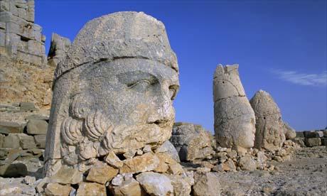 Mount Nemrut, Mesopotamia, Turkey