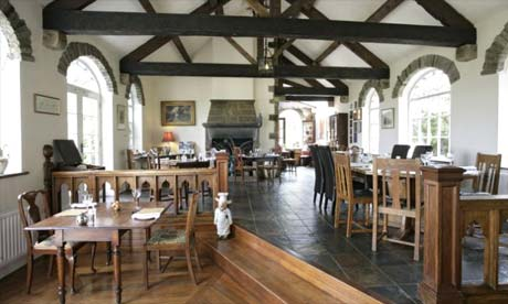 Clow Beck House hotel, North Yorkshire