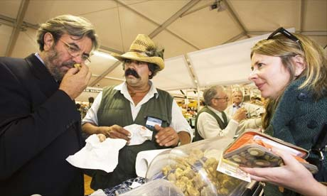 National White Truffle Fair of Alba, Italy