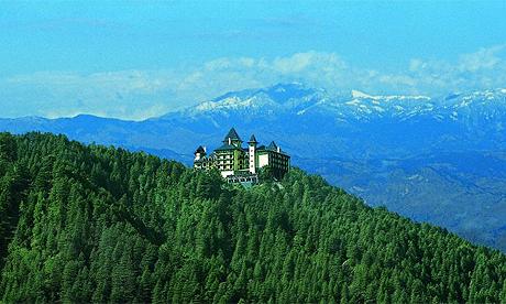 Wildflower Hall, Shimla, Himachal Pradesh, India