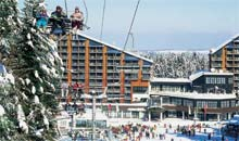 Borovets ski resort,