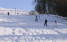 Skiing in England