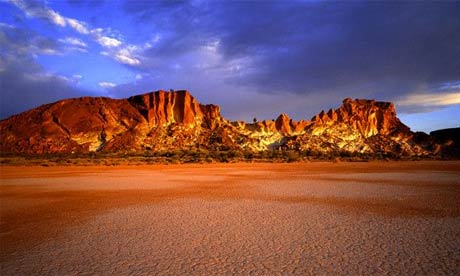 Rainbow Valley, Northern Territory, Austra