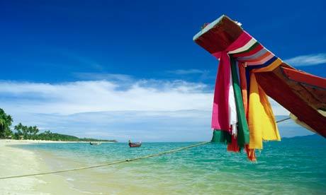 Ko Samui beach, Thailand