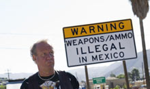 Ed Vulliamy on the U.S.-Mexico border