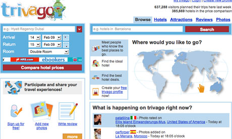 The best price comparison travel websites | Travel | The Guardian