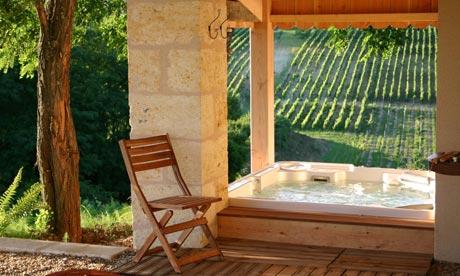 Maison des Vignes vineyard