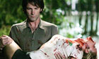 Scene from True Blood