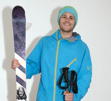 Ski Clinic:  James Bradley