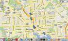 Google map of Baltimore