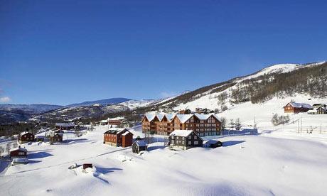 Geilo in Norway