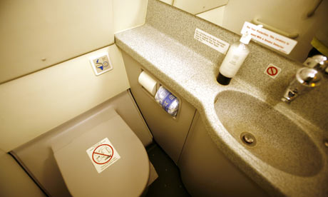 Don't use the airplane toilets - Image courtesy of http://static.guim.co.uk/sys-images/Travel/Pix/pictures/2009/2/27/1235749283081/Airline-toilet-001.jpg