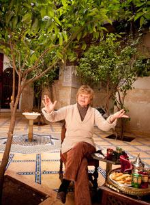 Riad Zamzara, Marrakech
