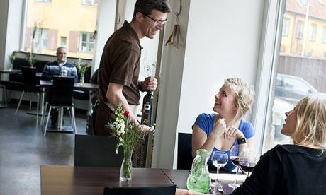 BioM restaurant, Copenhagen