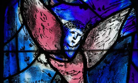 ... but I see it's Chagall's birthday (born 1887), so why not?