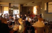 La Fumoir literary cafe in Paris, France