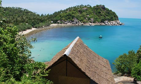 A post party detox at Thailand s Sanctuary yoga retreat Travel The Guardian from guardian.co.uk