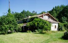 Beauchamp, WWOOFing farm, Dordogne, France