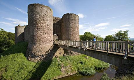 White Castle, Llantilio Crossenny, Monmouthshire