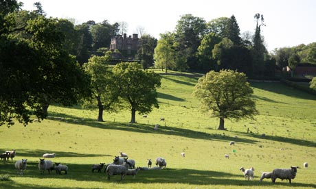 Holiday on a Victorian farm in Shropshire