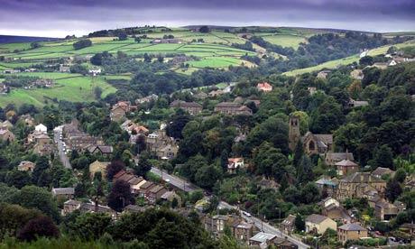 Holmfirth, Kirkleed, West Yorkshire.