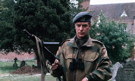 Michael Caine in the Eagle Has Landed, 1976