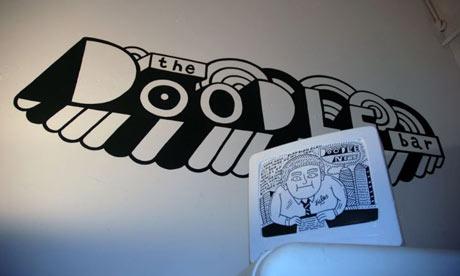The Doodle Bar logo