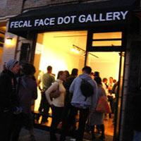 Fecal Face Dot Gallery