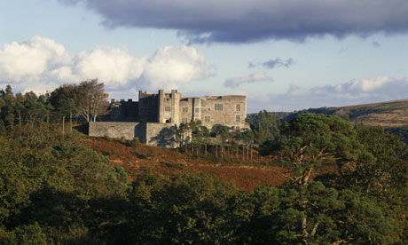 Castle Drogo: National Trust holidays