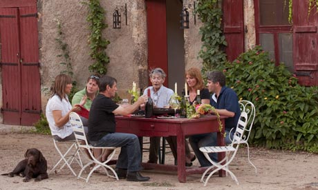 Ian Belcher on a food holiday in Languedoc