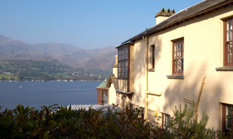 Brantwood guesthouse in Cumbria