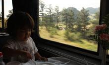 Sasha Abramsky's train trip across America