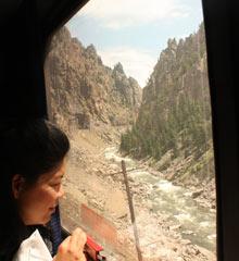 Sasha Abramsky's rail journey across America