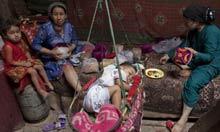 Kashgar in Xinjiang, China