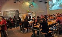 Broadway Media Centre cafe, Nottingham