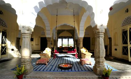 Fort Barli in Barli, Rajasthan