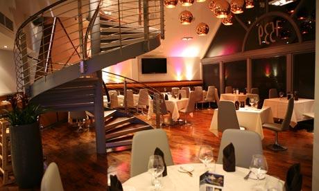 1539 restaurant, Chester, UK