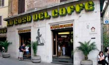 Gran Caffè Tazza d'Oro, Rome