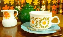 Miss Peapod's Kitchen Cafe, Penryn, Cornwall