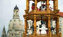 Striezelmarkt Christmas market, Dresden